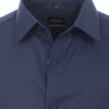 Venti overhemd blauw Modern fit strijkvrij kent kraag basis blouse 001480 (2)