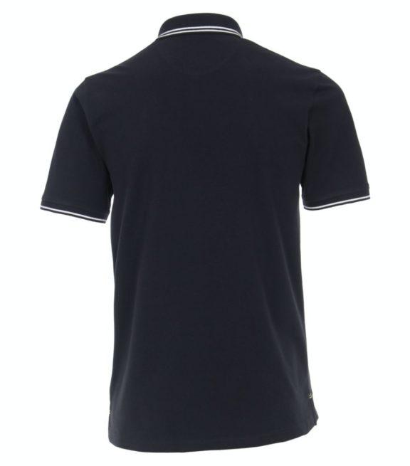 Casa Moda polo shirt Blauw San Franciso Coast California 913594400-105 Bendelli (5)
