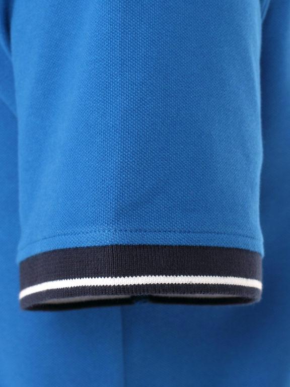 Casa Moda polo shirt Kobalt San Franciso Coast California 913594400-145 Bendelli (6)