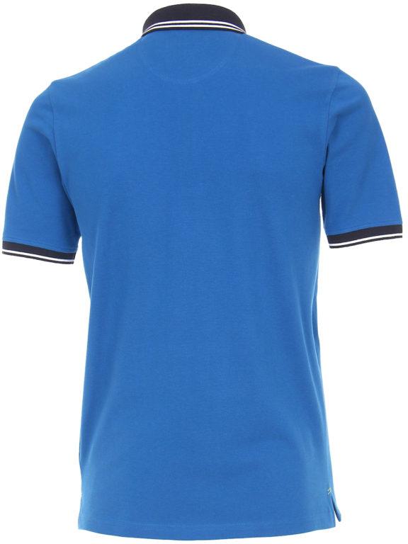 Casa Moda polo shirt Kobalt San Franciso Coast California 913594400-145 Bendelli (8)