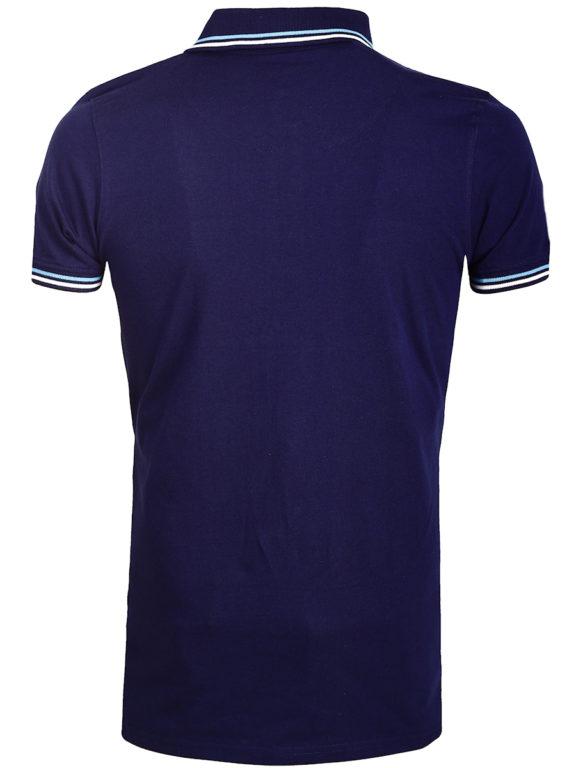 E-Bound polo shirt Blauw heren Melbourne to Devenport 147209.H.PO (6)