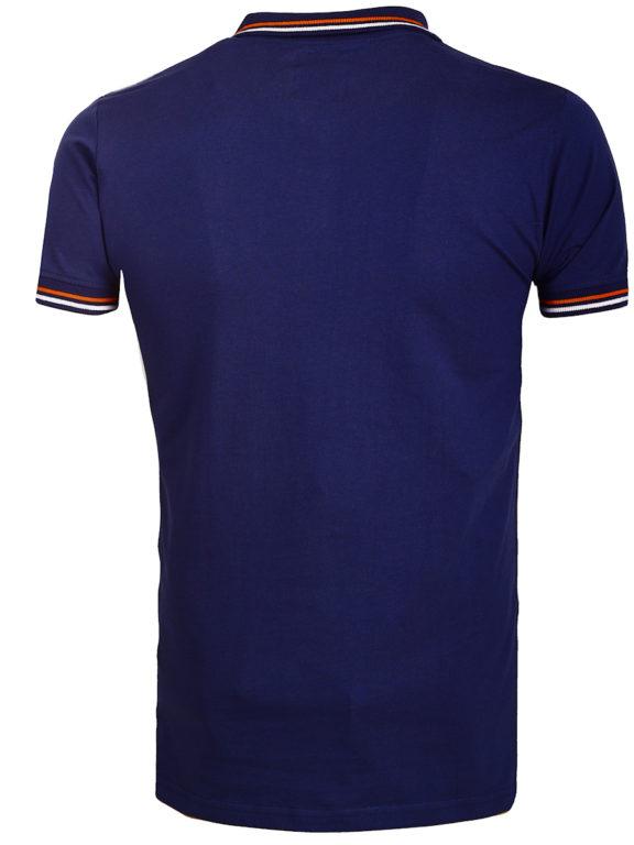 E-Bound polo shirt heren Melbourne Yacht Club bio katoen blauw 147196.H.PO (7)