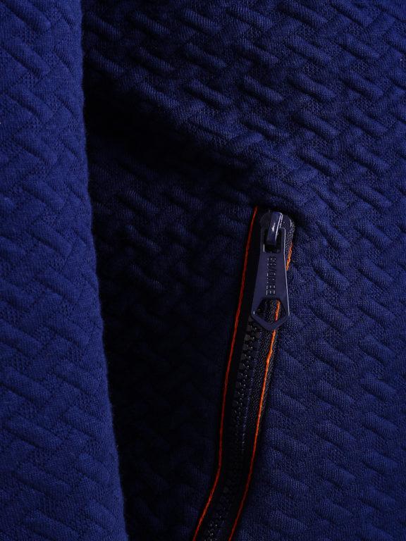 E-Bound vest met opstaande kraag Melbourne Yacht Club blauw 147266.H.CS (7)