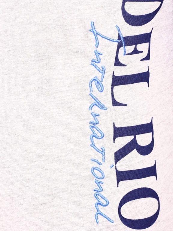 E-Bound polo shirt heren Air Force Del Rio Texas 100 procent katoen grijs 145296 (13)