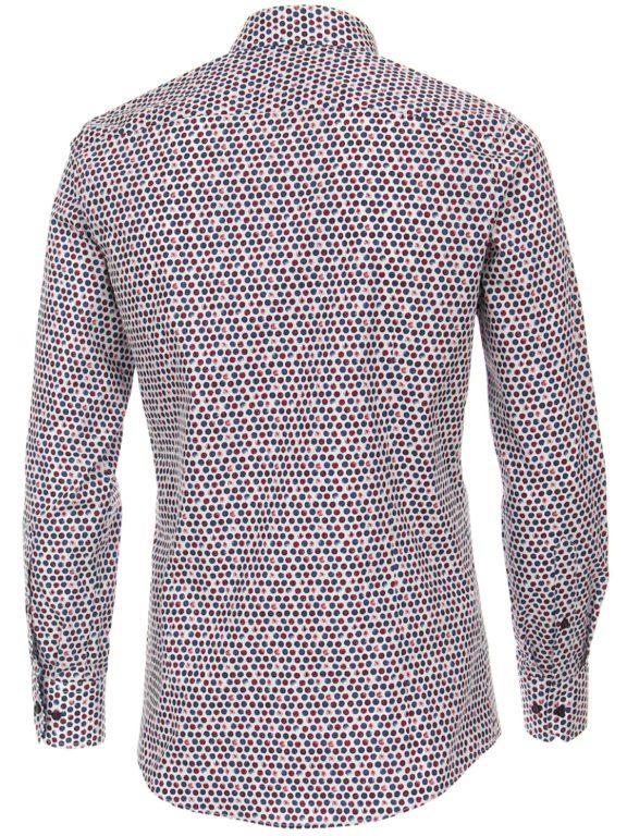 Venti bolletjes overhemd kent kraag strijkvrij 113728500-400 (2)