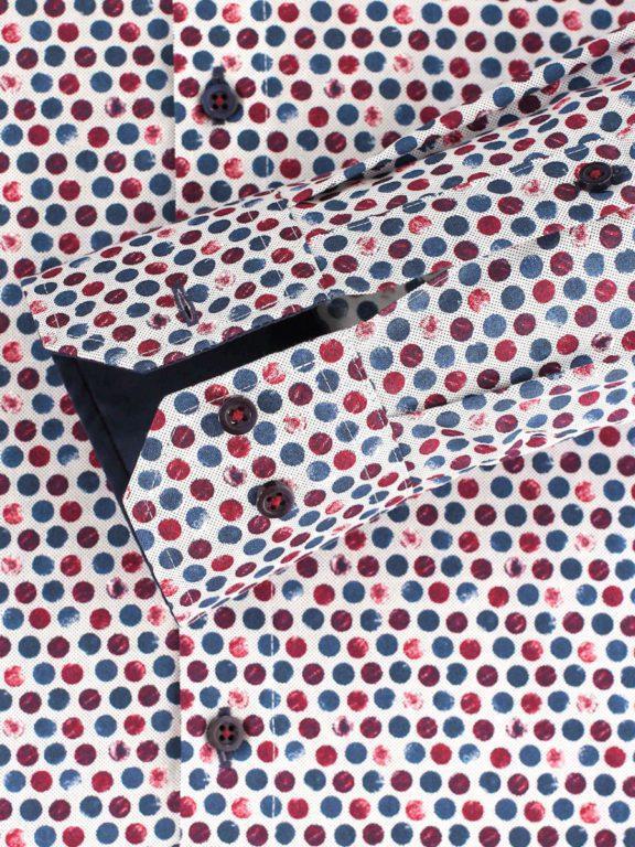 Venti bolletjes overhemd kent kraag strijkvrij 113728500-400 (4)