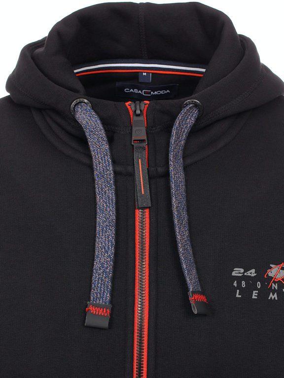 Casa Moda Racing Vest lemans zwart 413745000-800 (2)