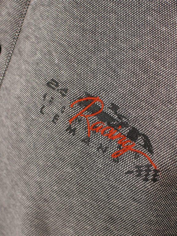Casa Moda racing Poloshirt grijs lange mouw Le mans 413744900-774 (3)
